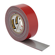 Scotch Red Mounting tape (L)1.5m (W)19mm
