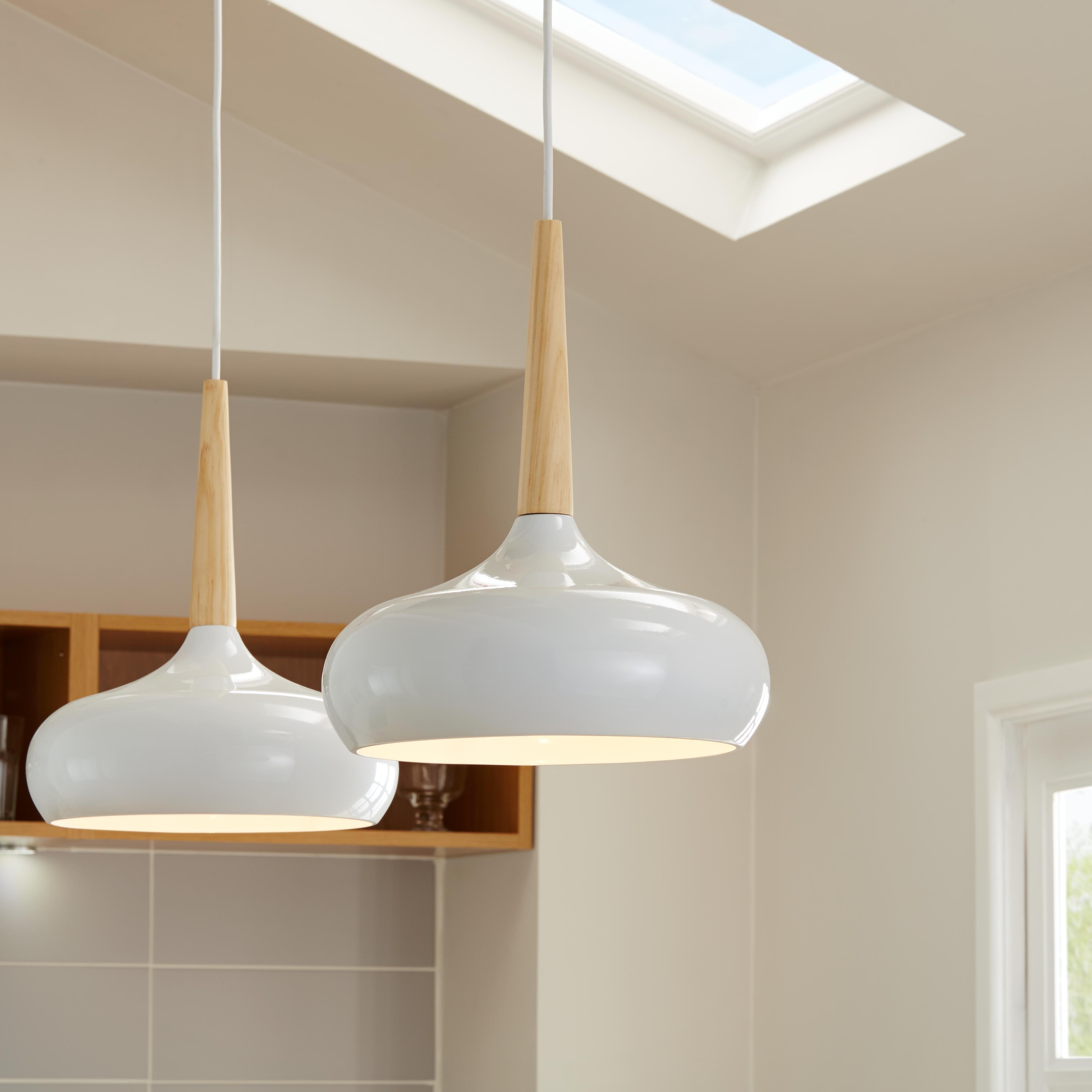 kitchen lights kitchen ceiling lights spotlights rh diy com Flush Kitchen Light Fixtures Kitchen Sink Light Fixtures