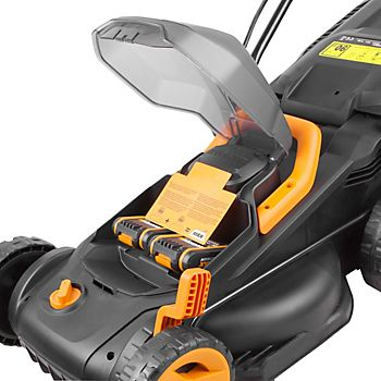 Worx WG779E.1 Cordless Li-on Rotary Lawnmower