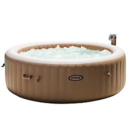 Intex PureSpa 4 person Bubble massage set