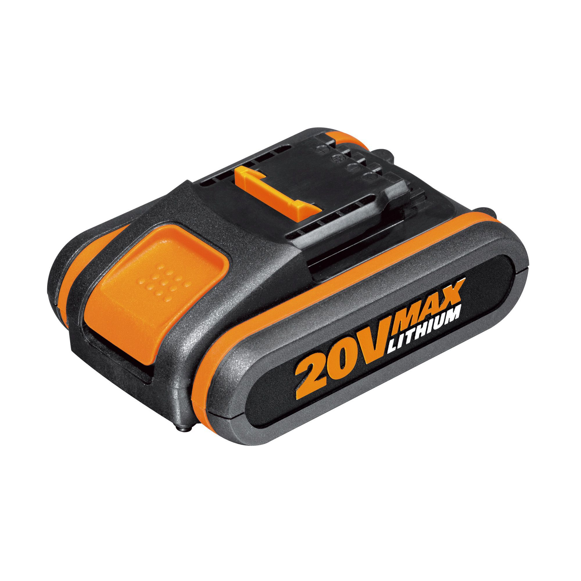 worx powershare 20v li ion 2a battery departments tradepoint. Black Bedroom Furniture Sets. Home Design Ideas