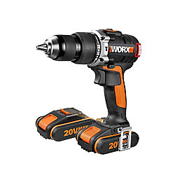 Worx Powershare Cordless 20V 2Ah Li-Ion Brushless Hammer