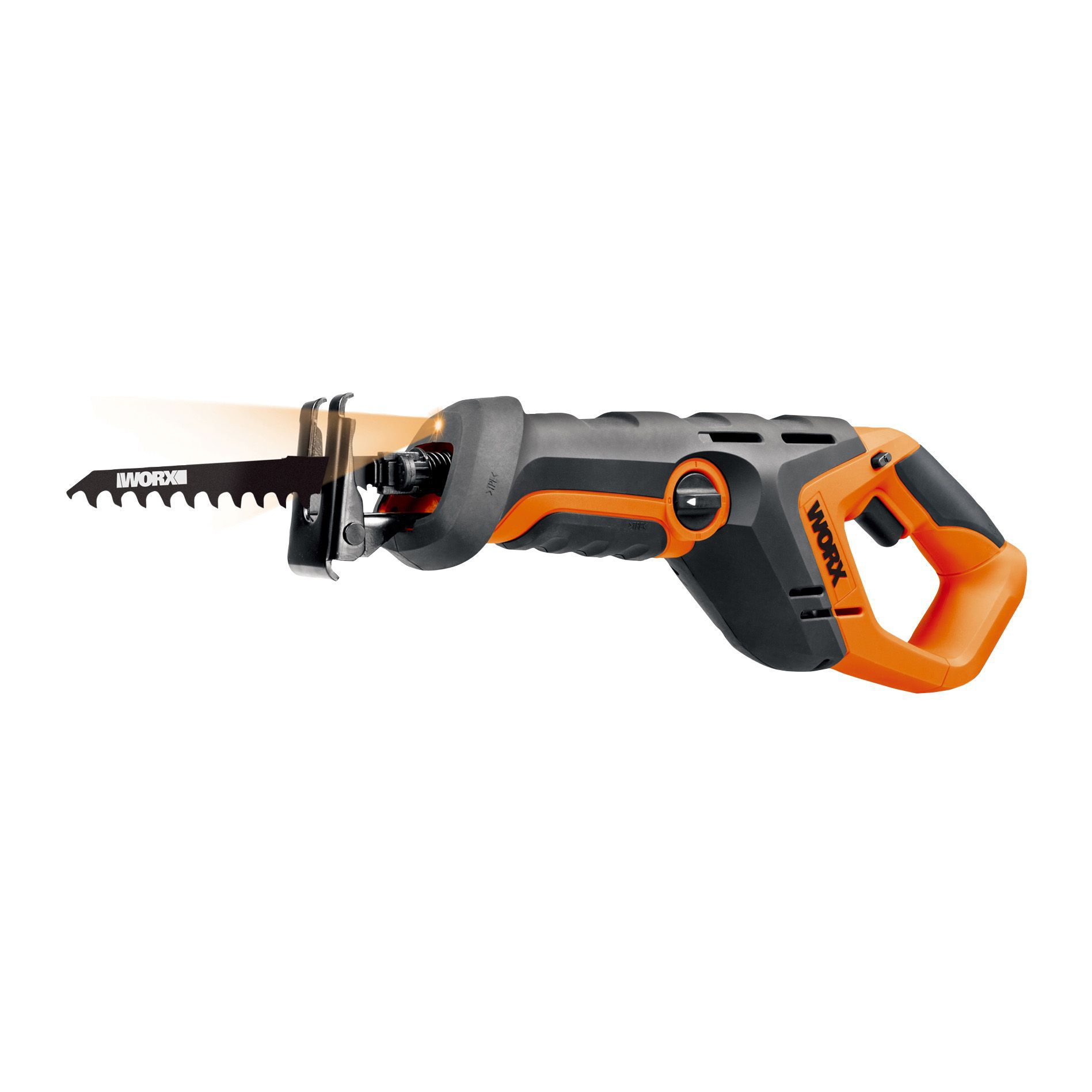 worx powershare 20v cordless reciprocating saw wx508 9 bare departments tradepoint. Black Bedroom Furniture Sets. Home Design Ideas