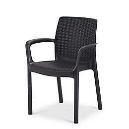 Bali Plastic Armchair