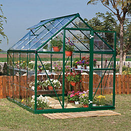 Palram Harmony 6X8 Polycarbonate Greenhouse