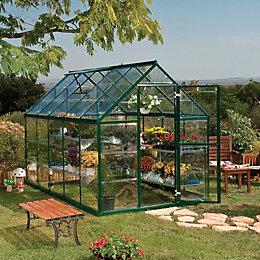 Palram Harmony 6x10 Polycarbonate greenhouse
