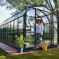 Rion Grand Gardner 8x20 Acrylic glass greenhouse
