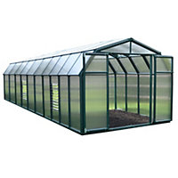 Rion Hobby Gardner 8x20 Acrylic glass Twin Wall greenhouse