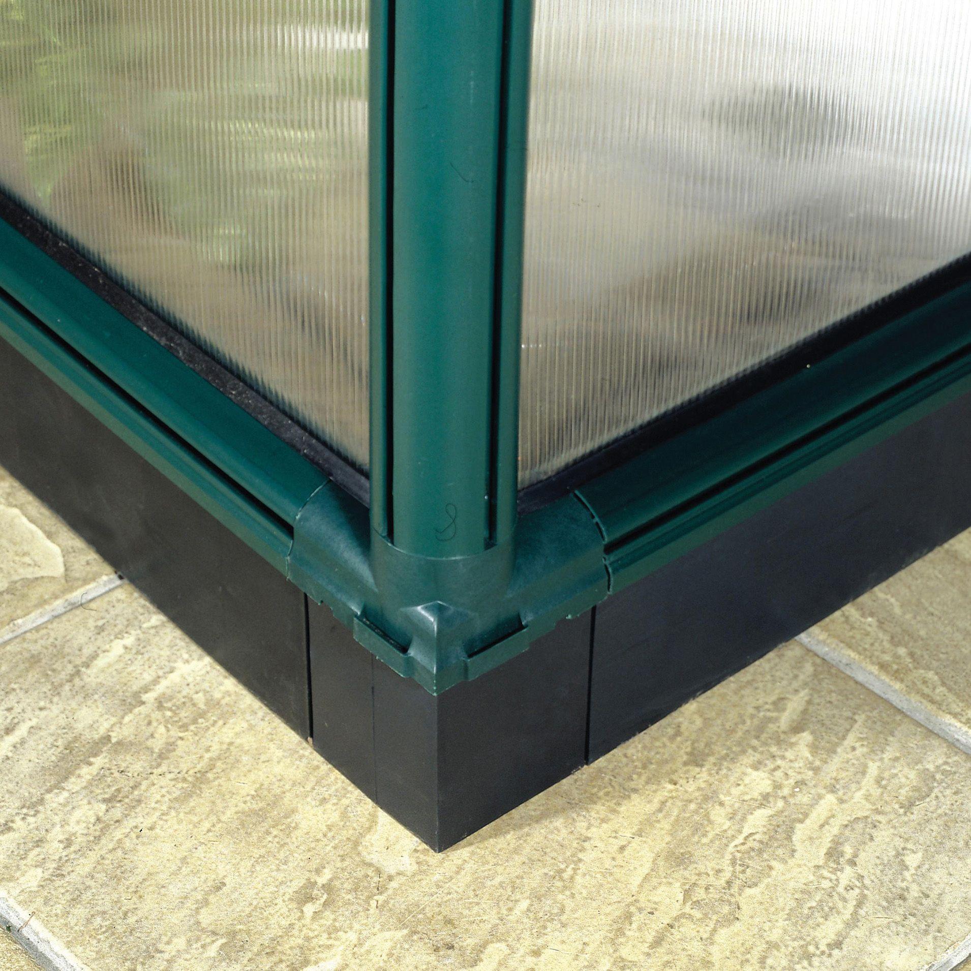 8x8 Greenhouse base