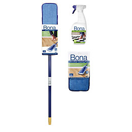 Stone, Tile & Laminate Floor Mop Cleaning Kit