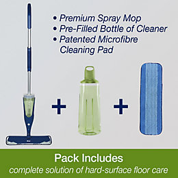 Bona Stone, Tile & Laminate Floor Spray Mop