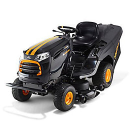 Mcculloch 9605101-53 Petrol Ride On Tractor Lawnmower