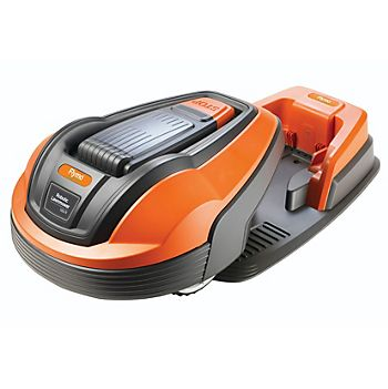 Flymo Cordless Lithium-Ion Rotary Robotic Lawnmower