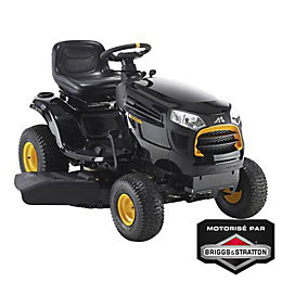 Mcculloch M145-97T Petrol Ride On Tractor Lawnmower