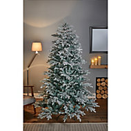 7ft Frozen Meribel Spruce Artificial Christmas tree
