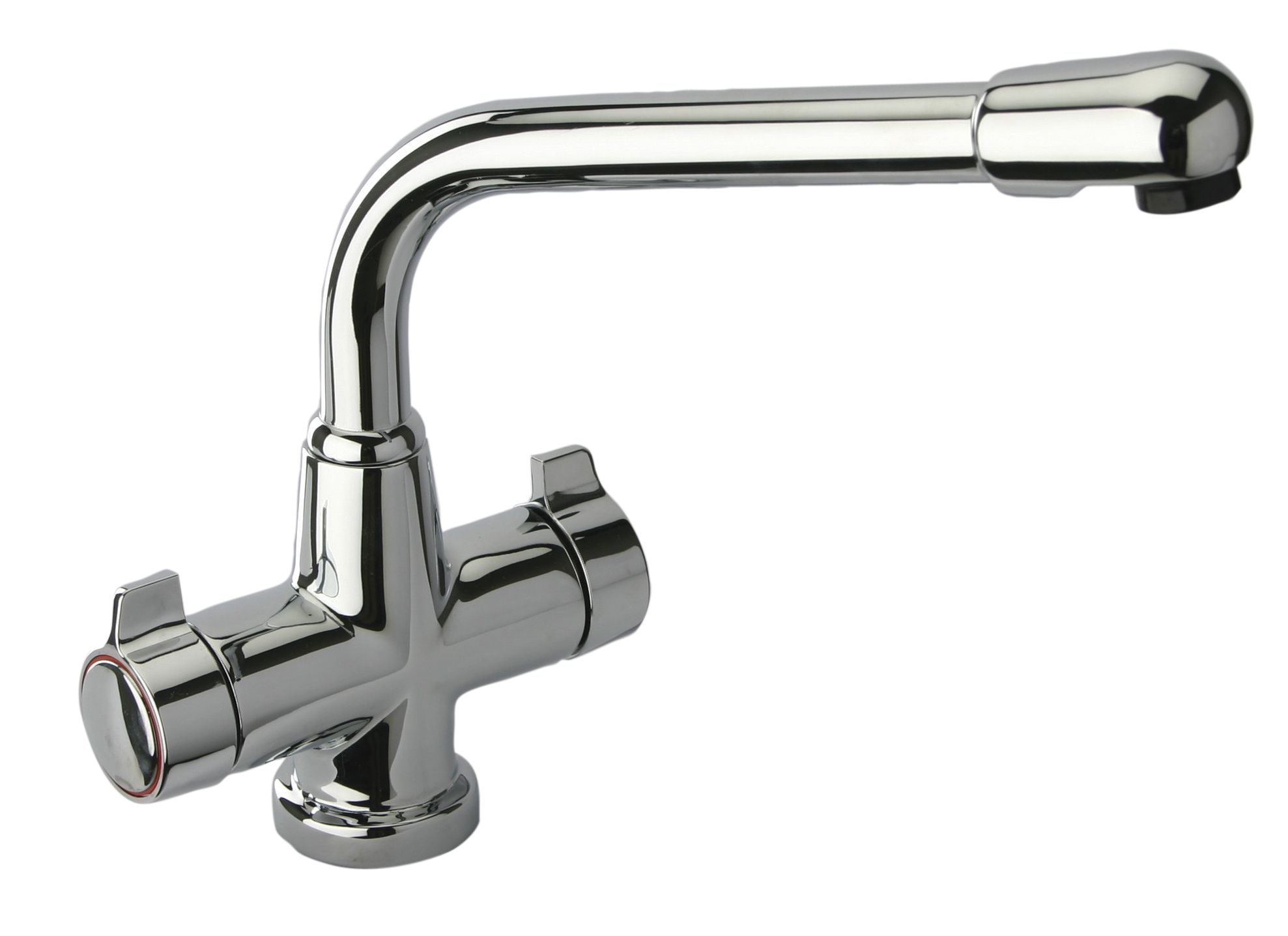 Simplifit Melbourne Chrome Effect Monobloc Tap ...