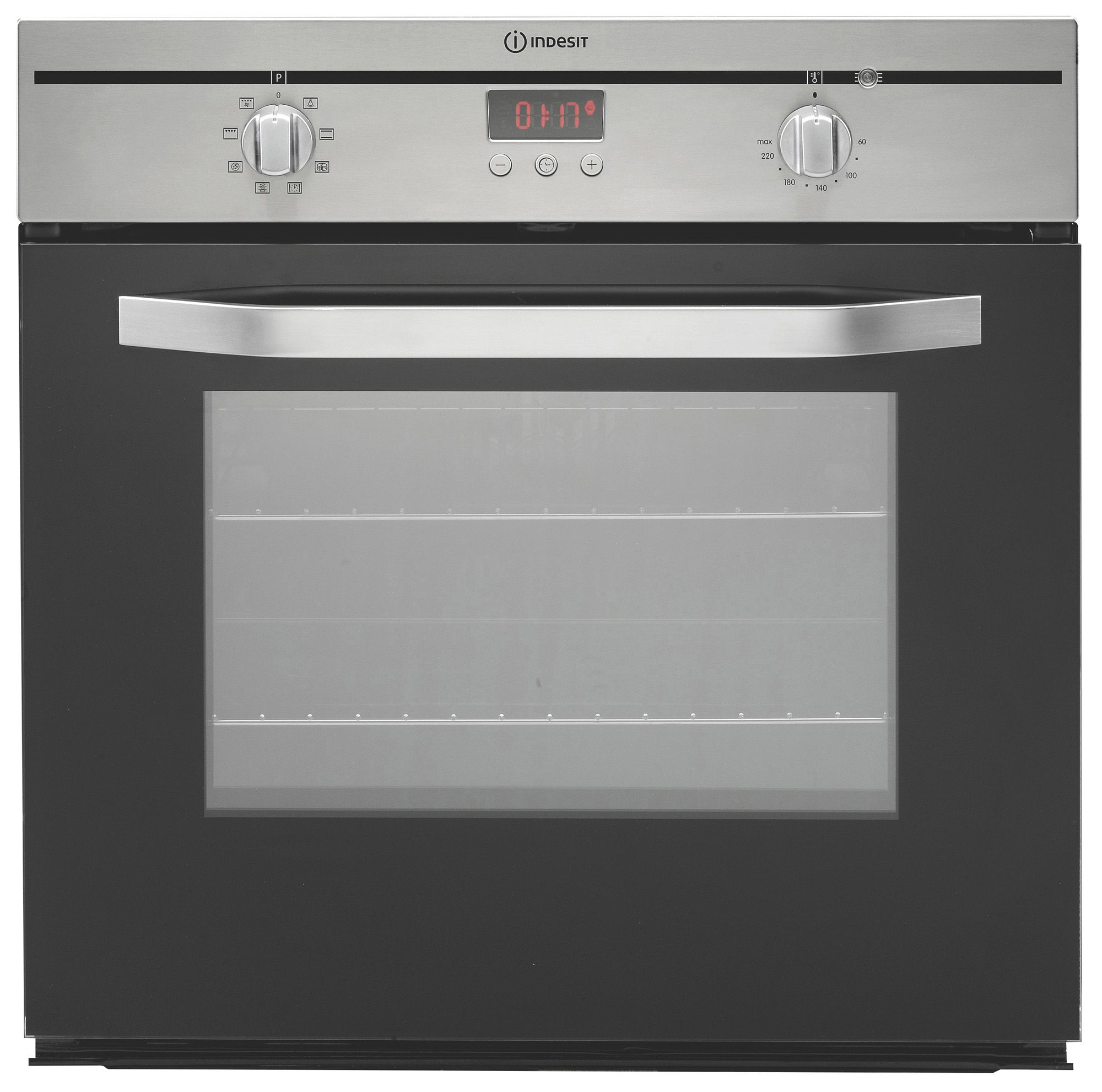 Indesit Big 53 K A Ix Gb S Inox Electric Single Oven