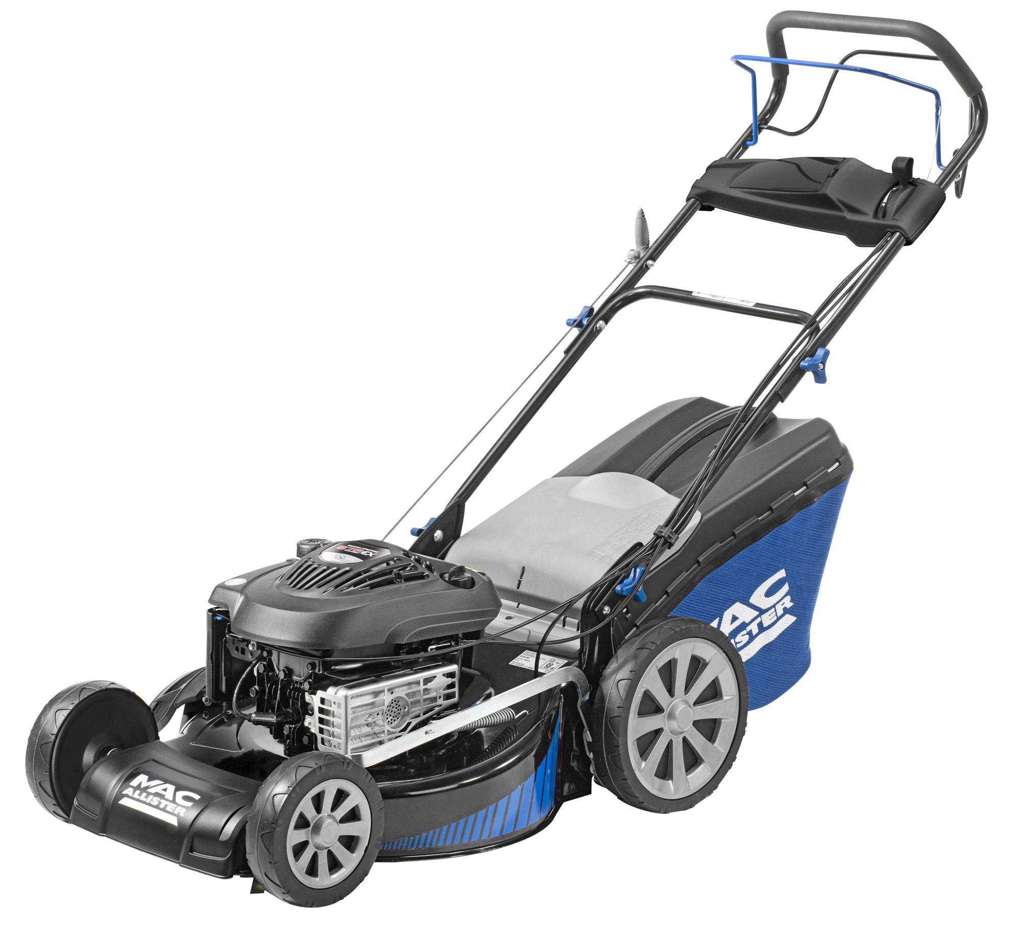 Mac Allister Mprm 53sp Petrol Lawnmower Departments