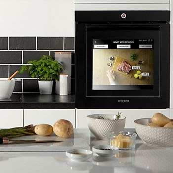Hoover Electric Touch Screen Oven