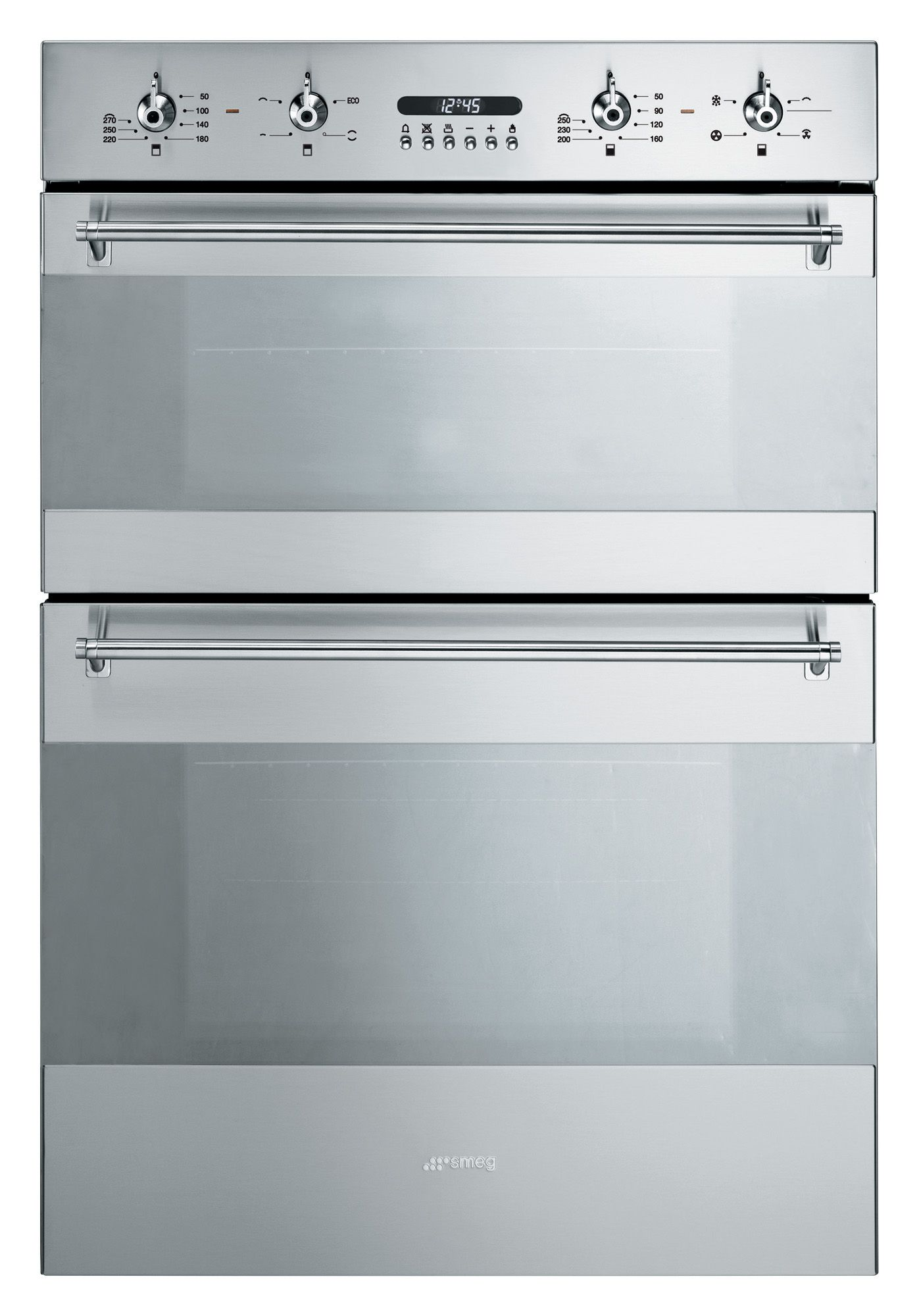 Smeg Dosc34x Silver Electric Double Oven Departments