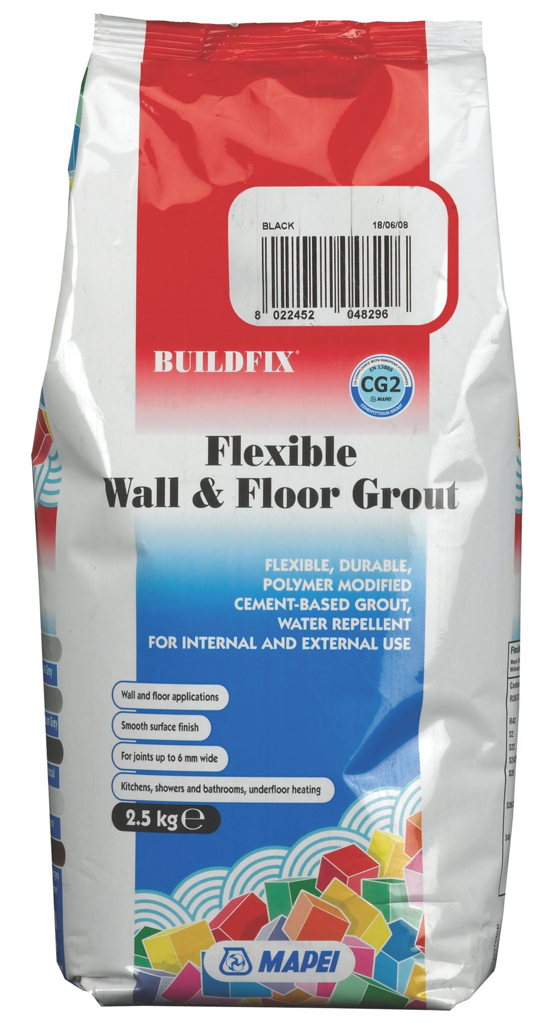 Mapei flexible black wall floor grout w25kg departments mapei flexible black wall floor grout w25kg departments diy at bq dailygadgetfo Choice Image