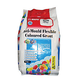 Mapei White Anti-Mould Flexible Grout (W)5kg