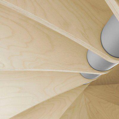 Fontanot Spiral staircase kit   Departments   DIY at B&Q
