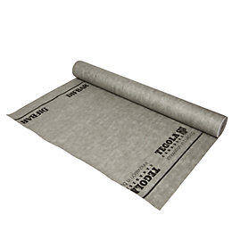 Light grey Breather membrane (L)50m (W)1500mm