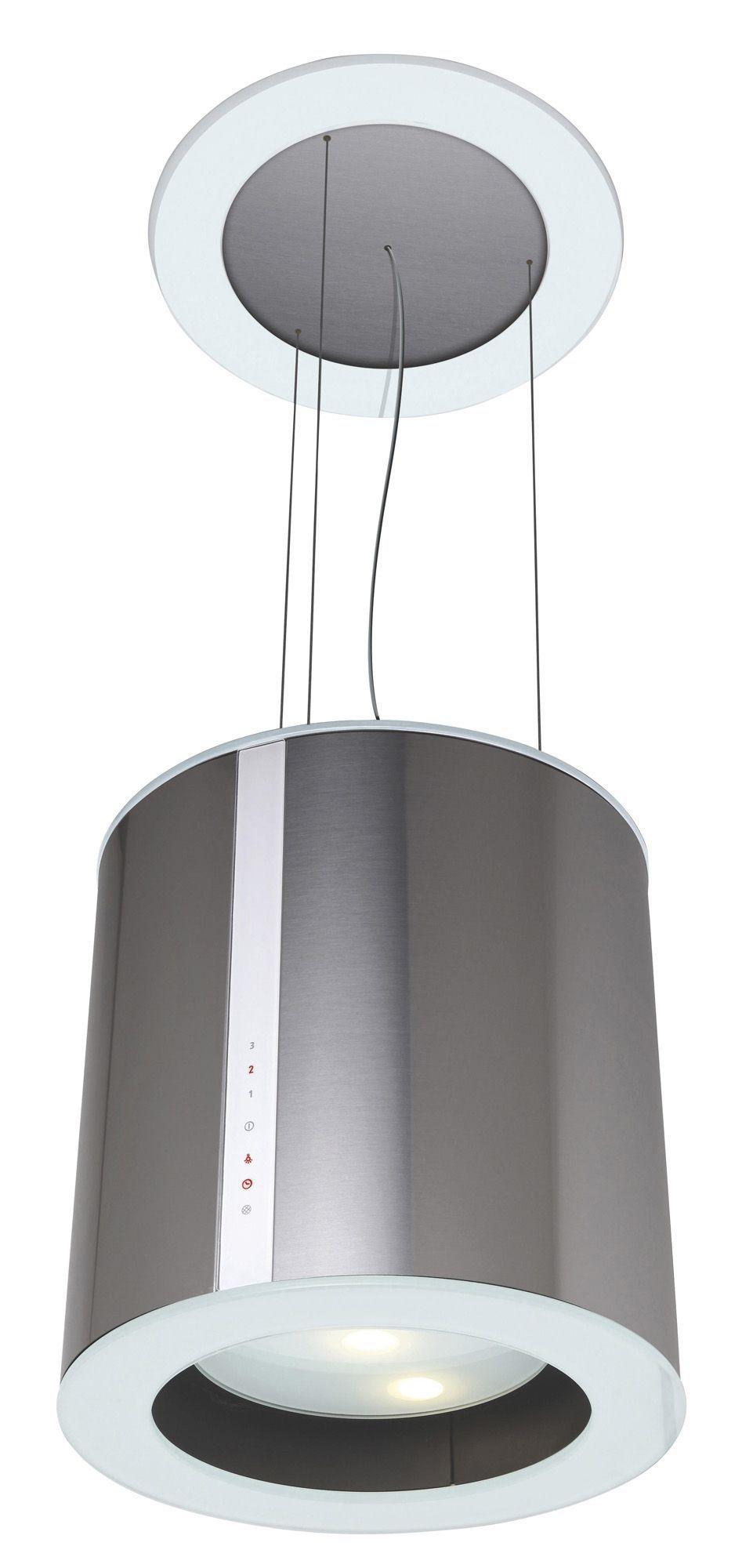 Designair chandelier stainless steel island cooker hood w 400mm designair chandelier stainless steel island cooker hood w 400mm departments diy at bq workwithnaturefo