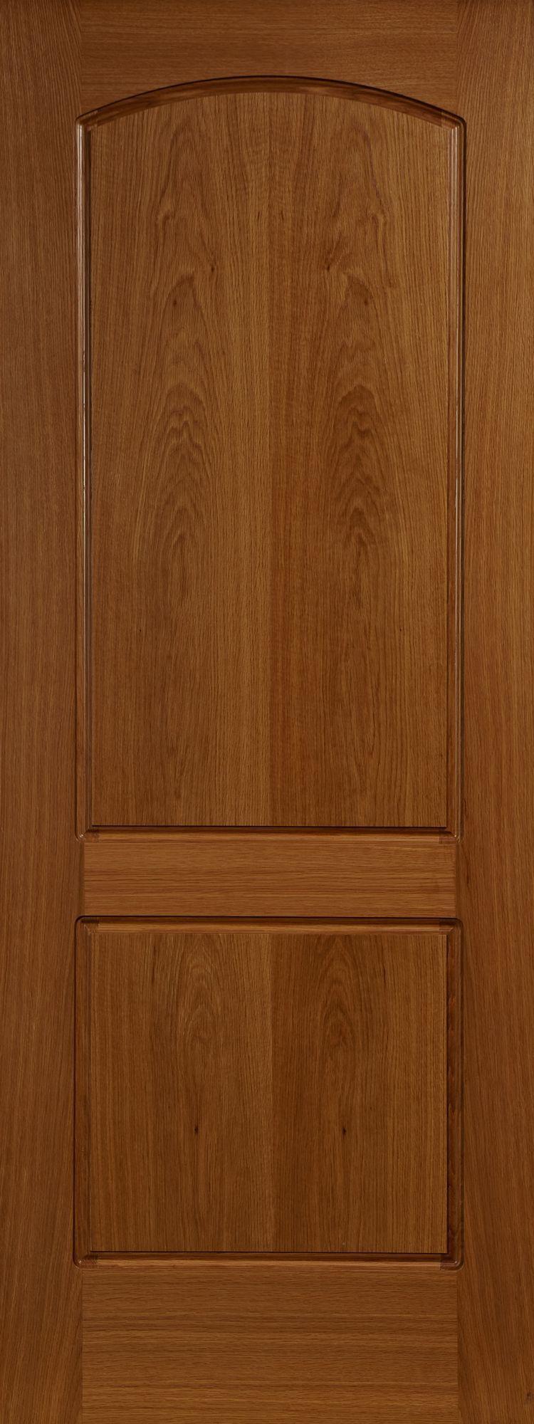 2 panel oak veneer internal fire door h 1981mm w 686mm for Wood veneer garage doors