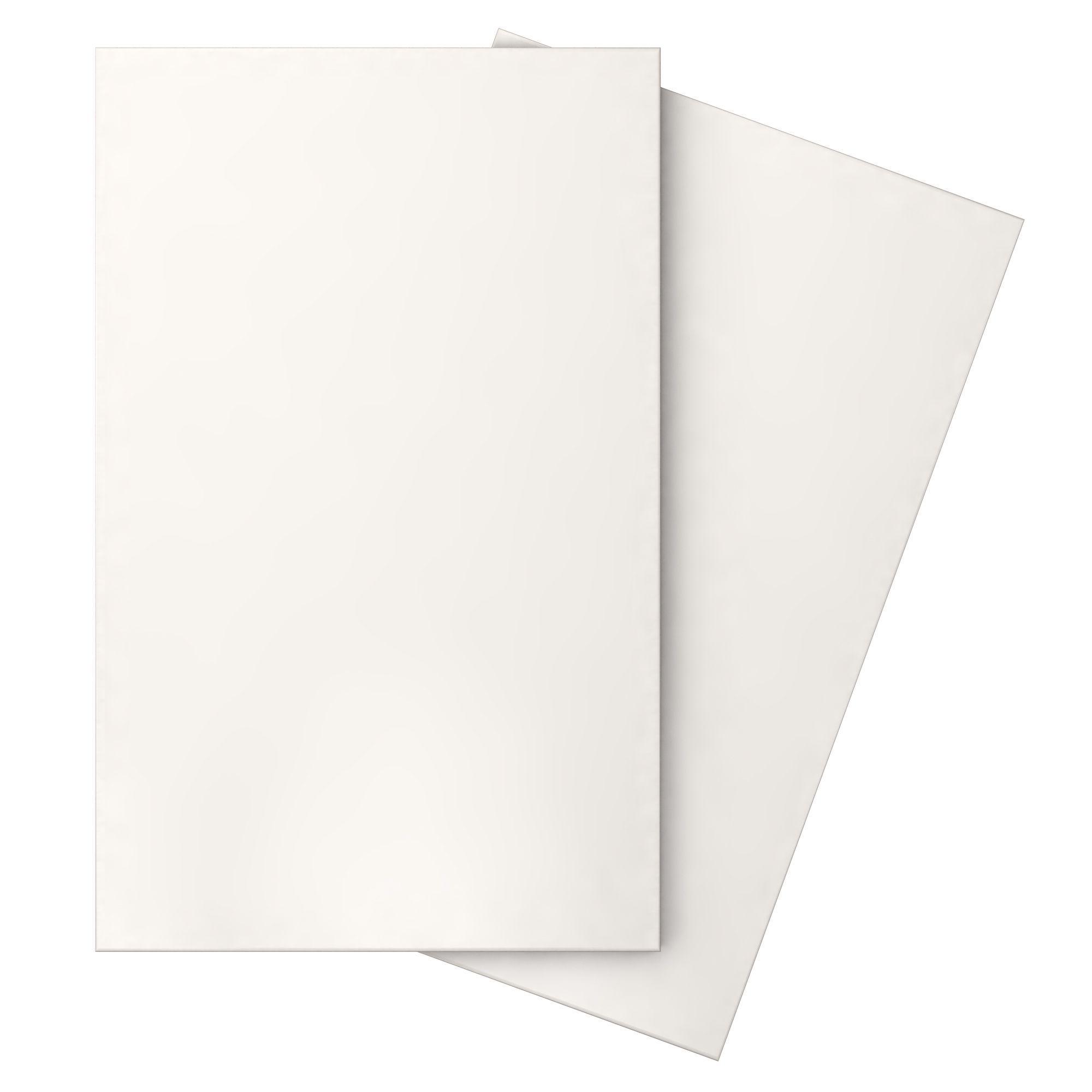 Iris white ceramic wall tile pack of 10 l400mm w250mm iris white ceramic wall tile pack of 10 l400mm w250mm departments diy at bq dailygadgetfo Choice Image