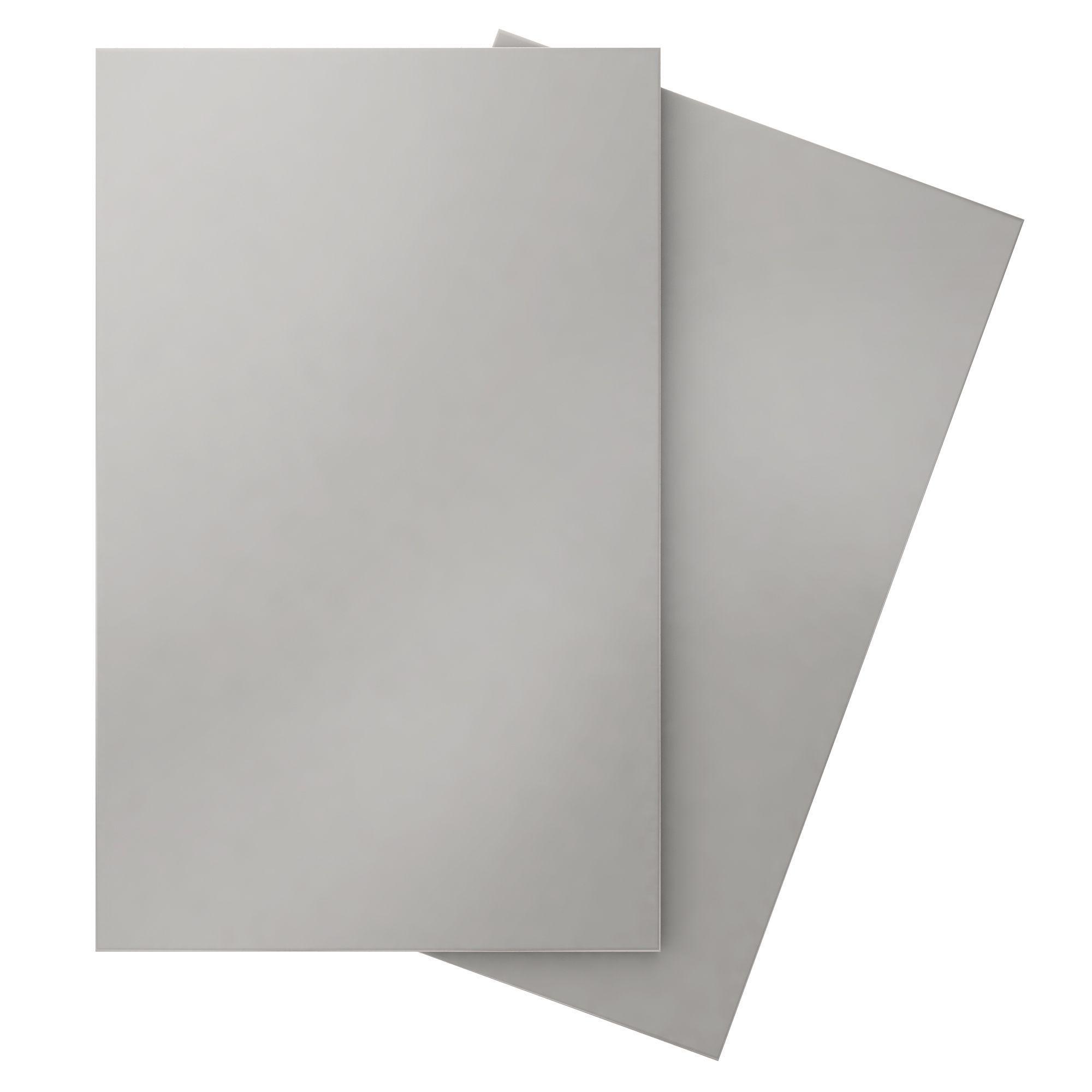 Iris grey ceramic wall tile pack of 10 l400mm w250mm iris grey ceramic wall tile pack of 10 l400mm w250mm departments diy at bq dailygadgetfo Gallery