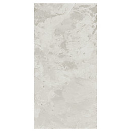 Harmony White Marble effect Ceramic Wall tile, Pack