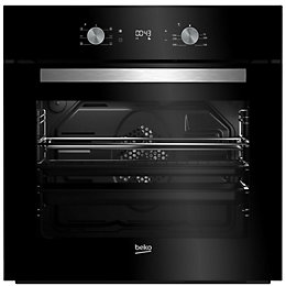 Beko BQE24300B Black Electric Multifunction single oven