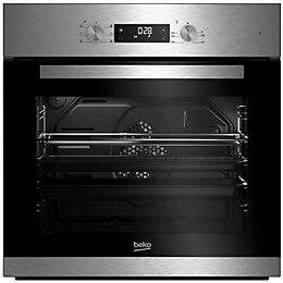 Beko BQE22300X (7768288321) Black & Stainless Steel Electric