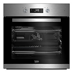 Beko BQM22301XC Black & stainless steel Electric