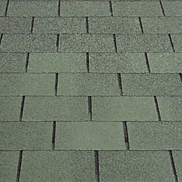 Green Roof felt shingle (L)1m (W)330mm