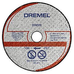 Dremel DSM20 (Dia)20mm Cutting Disc