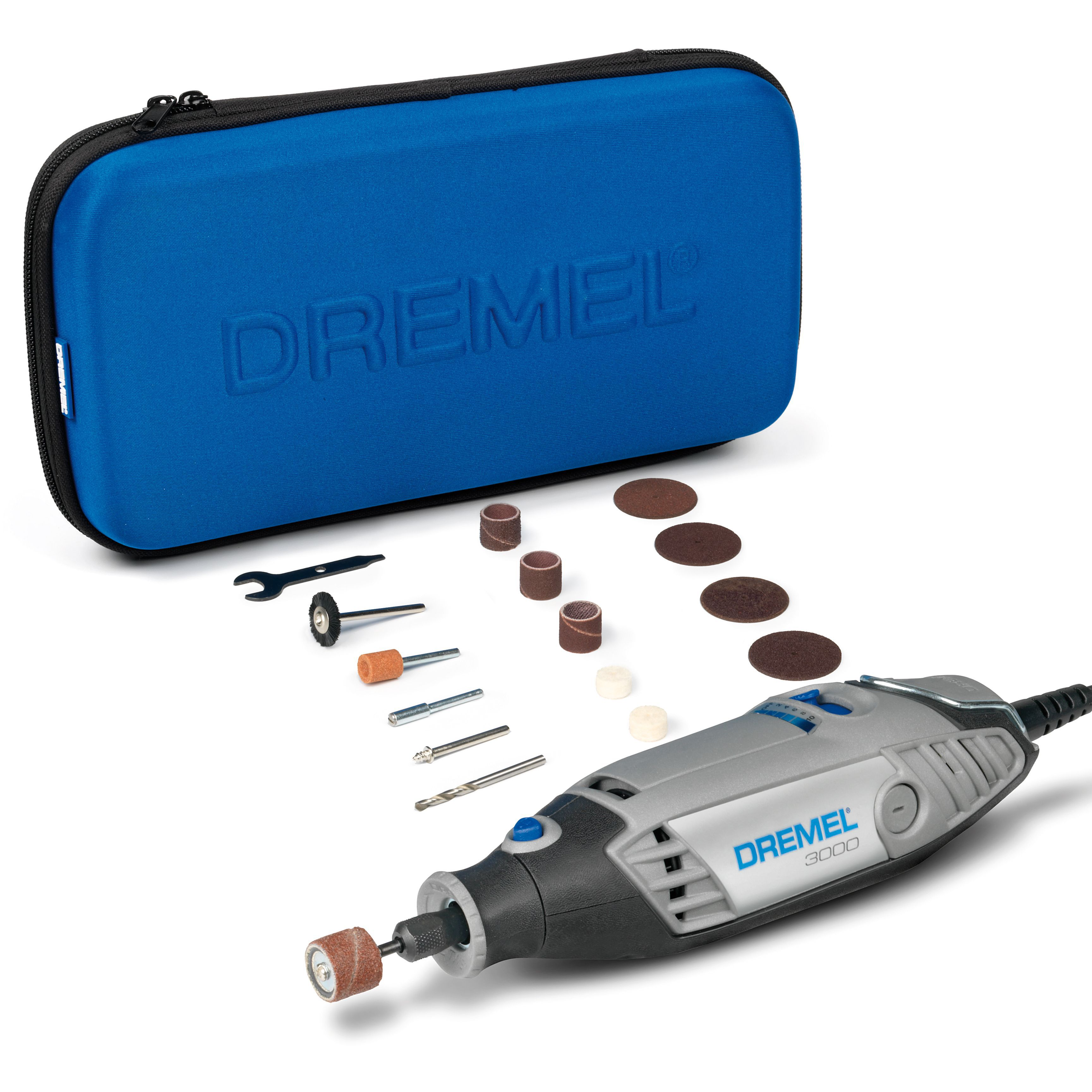 Dremel 230v 130w Corded Multi Tool 3000 Departments