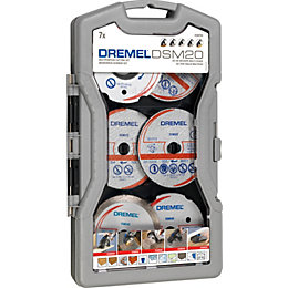 Dremel Cutting Wheel Set, Pack of 7