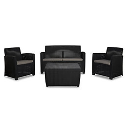 Corona 4 seater Sofa set