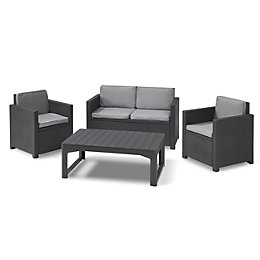 Monaco 4 seater Lounge set
