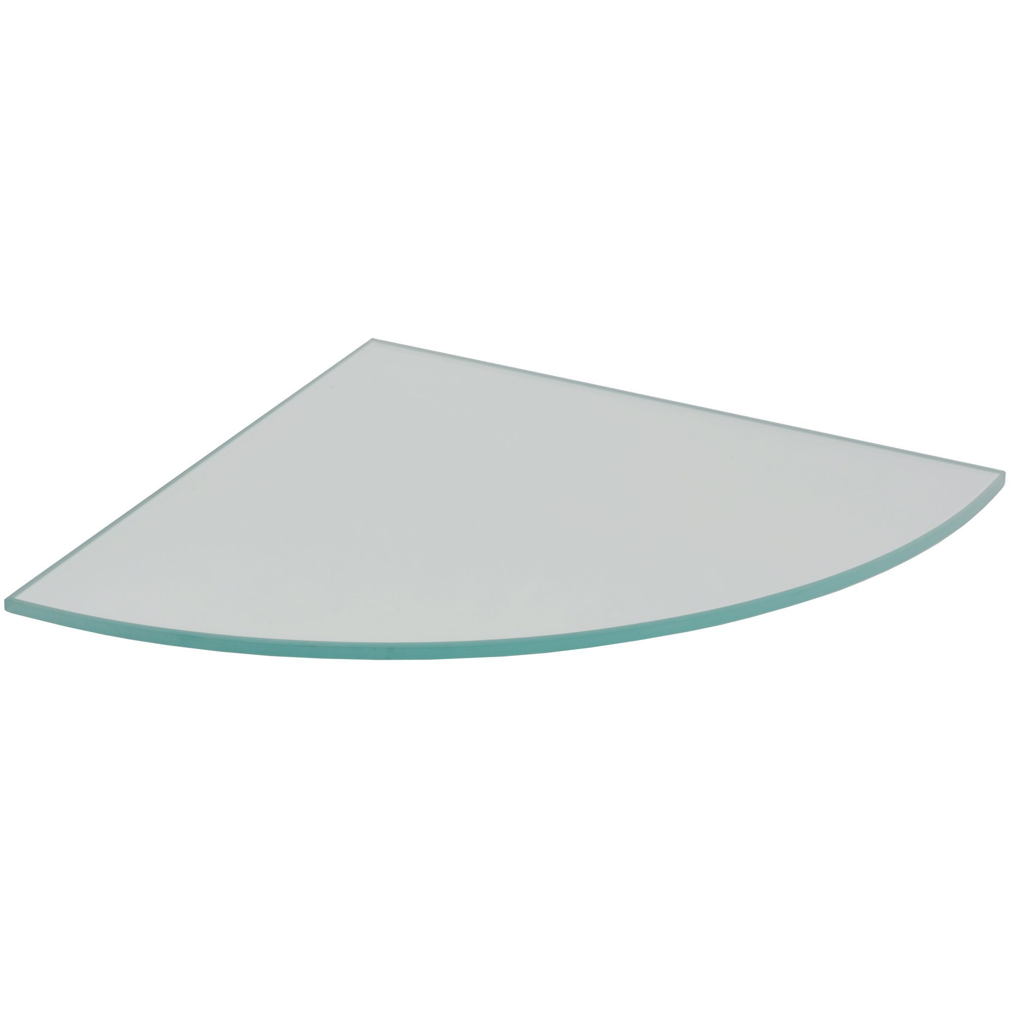 B And Q Glass Shelf