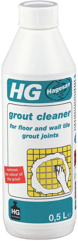 HG Grout Cleaner Ml Departments DIY At BQ - Cleaning agent for tiles