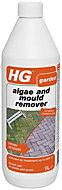 HG Algae & mould remover, 1000 ml