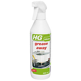 HG Grease Away Kitchen Cleaner Spray, 500 ml
