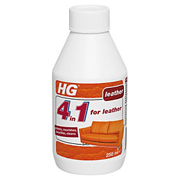 HG 4 In 1 Leather Treatment & Cleaner,