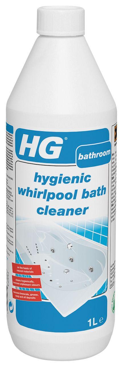 HG Whirlpool Bath Cleaner, 500 ml | Departments | DIY at B&Q