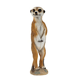 Meerkat facing right Garden ornament