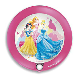Disney Princess Pink Sensor Night Light